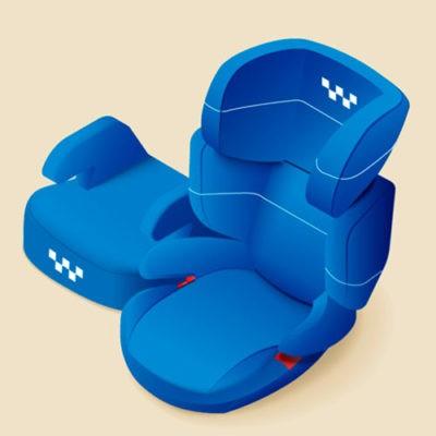 """Заказы с детским креслом. Тариф """"Детский"""""""
