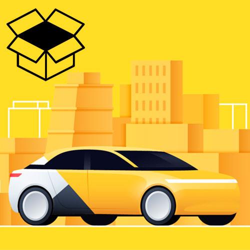 Новый тариф Яндекс.Такси «Доставка» в Москве