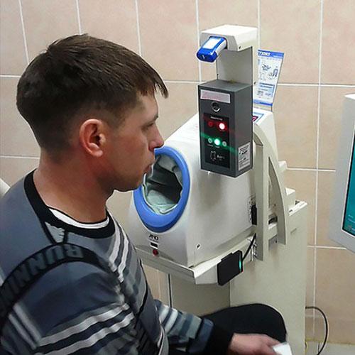 Медосмотр Яндекс.Такси на АЗС Москвы