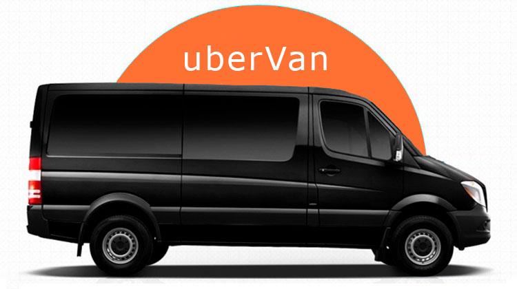 uberVan